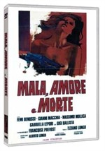 La copertina di Mala, amore e morte (dvd)