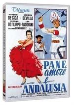La copertina di Pane, amore e Andalusia (dvd)