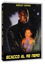 La copertina di Scacco al re nero (dvd)
