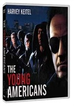 La copertina di The Young Americans (dvd)