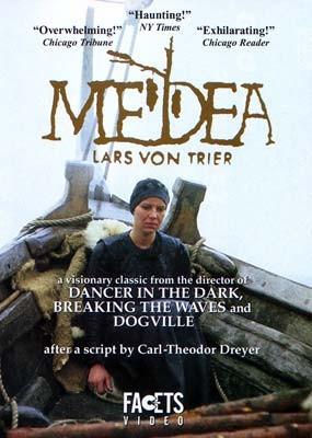 Medea: la locandina del film