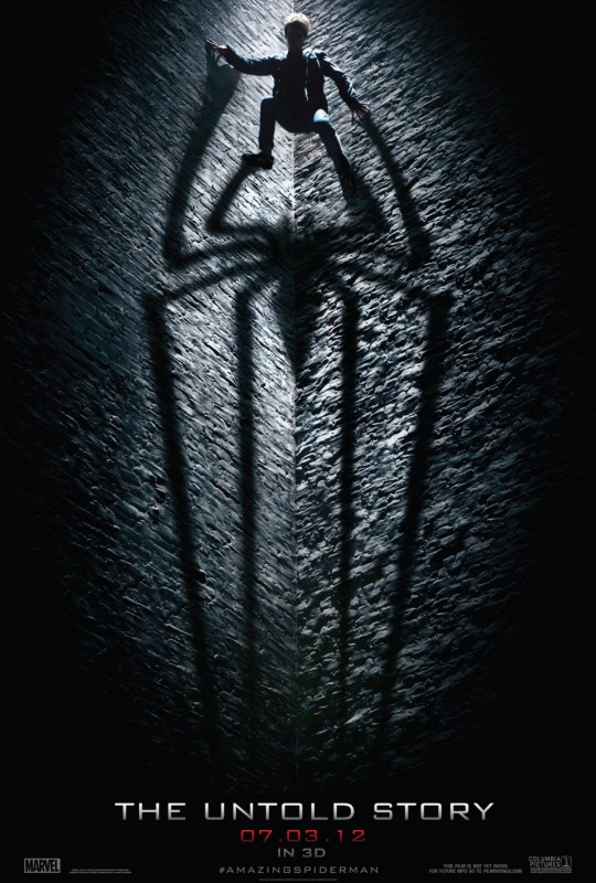 The Amazing Spider-Man: nuovo teaser poster