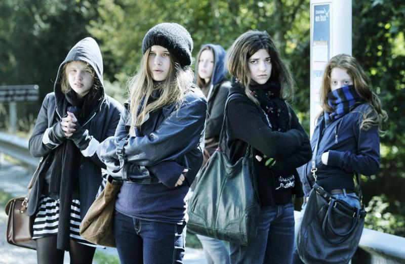 17 ragazze: un'immagine tratta dal film delle Coulin