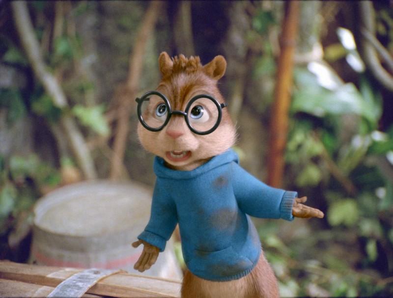 Alvin Superstar 3 - Si salvi chi può!: Simon in una buffa espressione tratta dal film