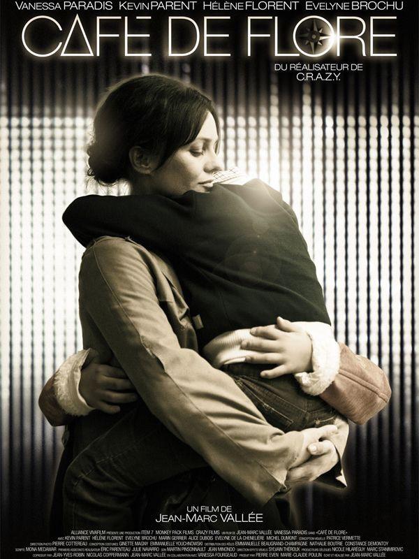 Café de Flore: la locandina del film