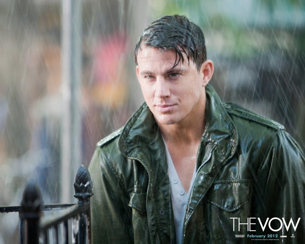 Channing Tatum in uno degli wallpaper di The Vow