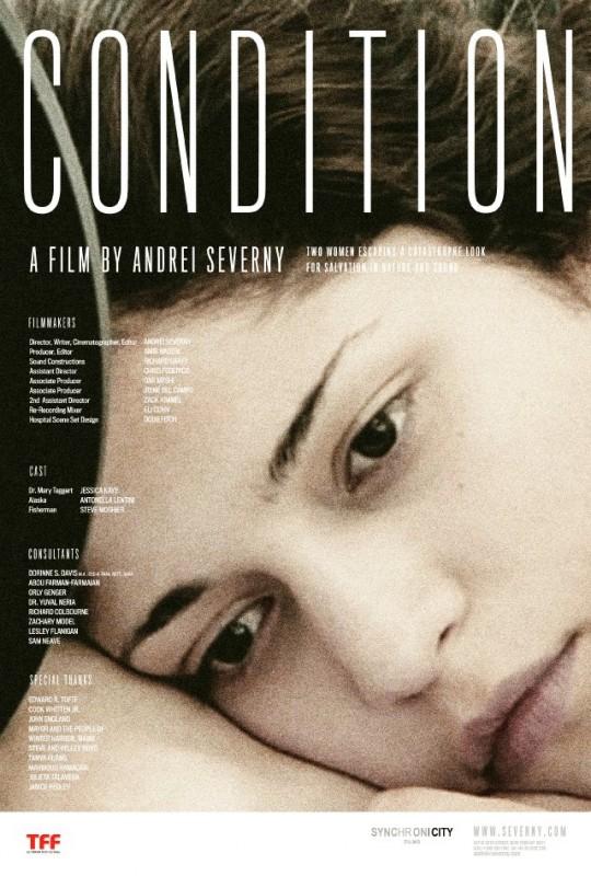 Condition: la locandina del film