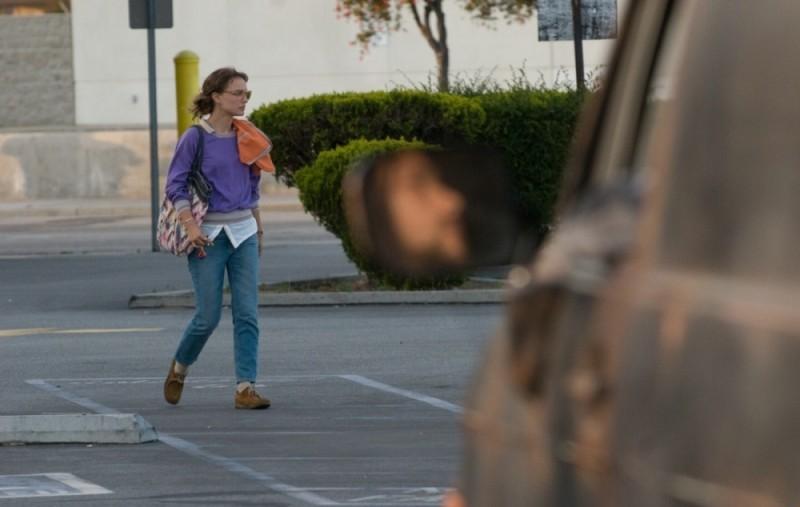 Hesher è stato qui: Natalie Portman in una scena del film
