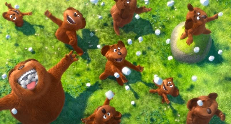 I simpatici orsacchiotti di Lorax - Il guardiano della foresta