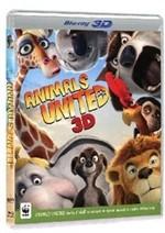 La copertina di Animals United 3D (blu-ray)