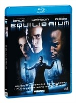 La copertina di Equilibrium (blu-ray)