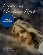 La copertina di Picnic ad Hanging Rock (blu-ray)