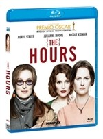 La copertina di The Hours (blu-ray)