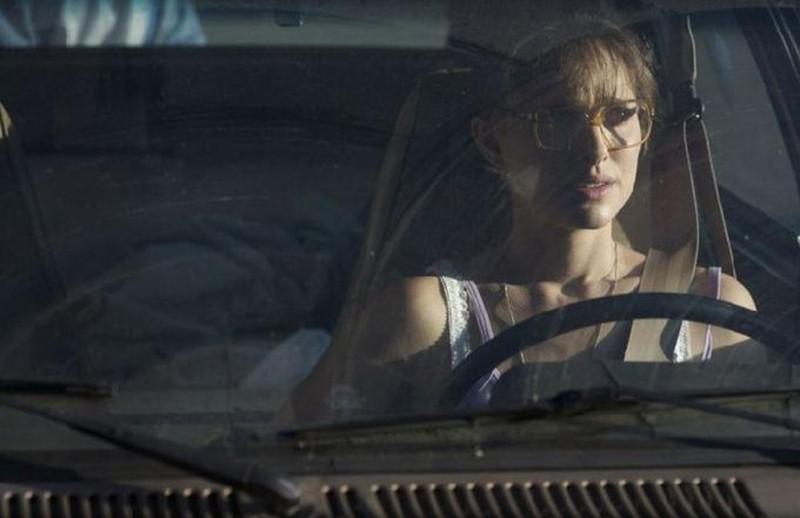 Natalie Portman in una scena di Hesher è stato qui
