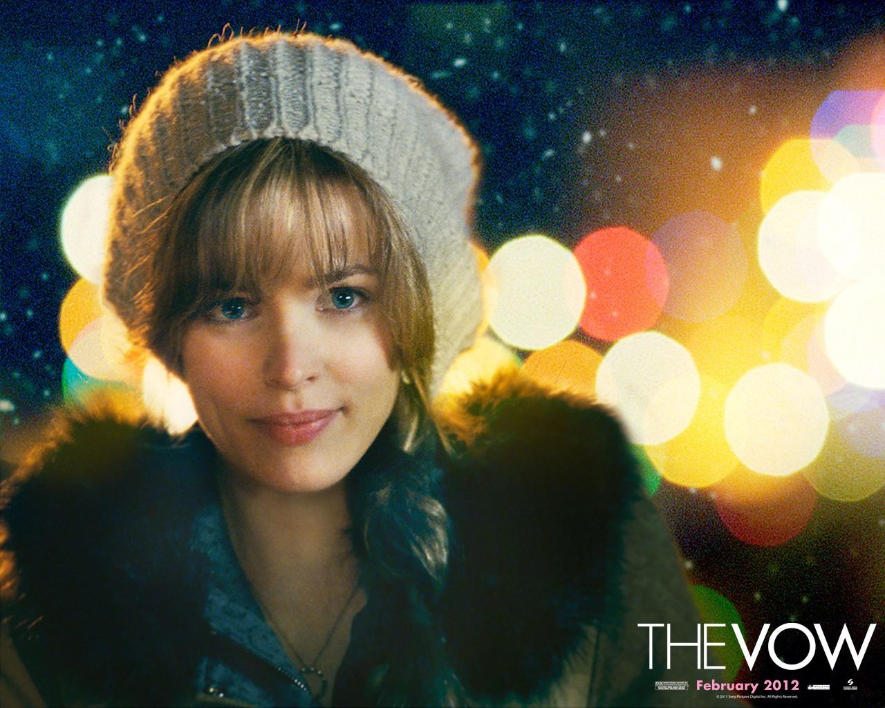 Rachel McAdams in uno degli wallpaper ufficiali del film The Vow