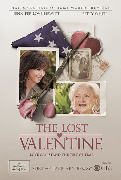 The Lost Valentine: la locandina del film