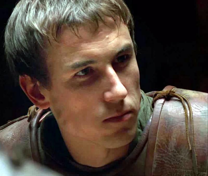 Tobias Menzies in una scena di 'Roma'.