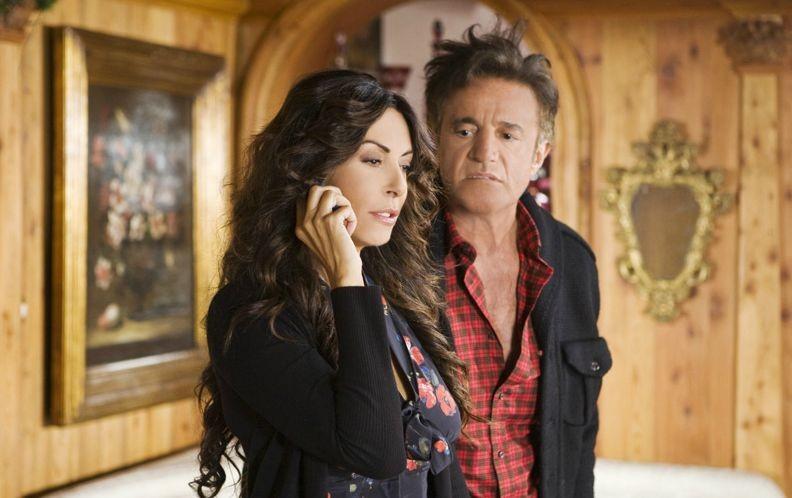 Vacanze di Natale a Cortina: Christian De Sica con Sabrina Ferilli
