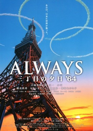 Always - Sunset On Third Street 3: la locandina del film