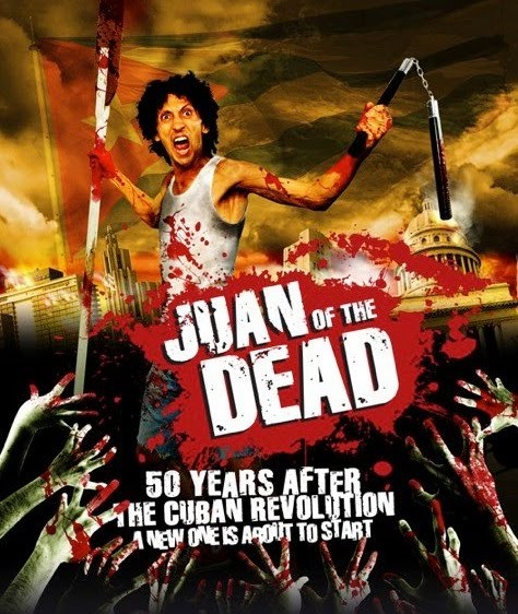 Juan of the Dead: la locandina del film