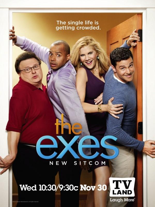 La locandina di The Exes