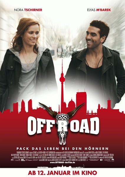 Offroad: la locandina del film