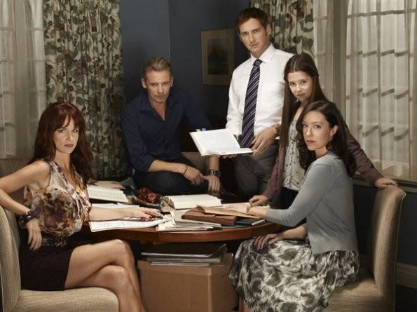 The Firm: il cast della serie in una foto promozionale