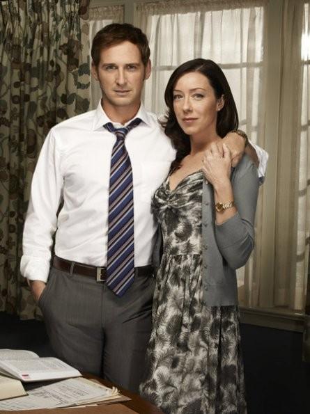 The Firm: Josh Lucas e Molly Parker in una foto promozionale