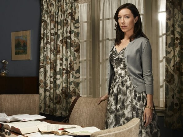 The Firm: Molly Parker è Abby McDeere