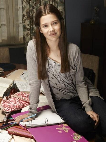 The Firm: Natasha Calis è Claire McDeere
