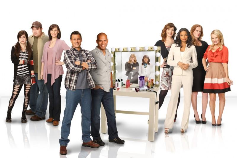 Work It: una foto promozionale del cast della serie