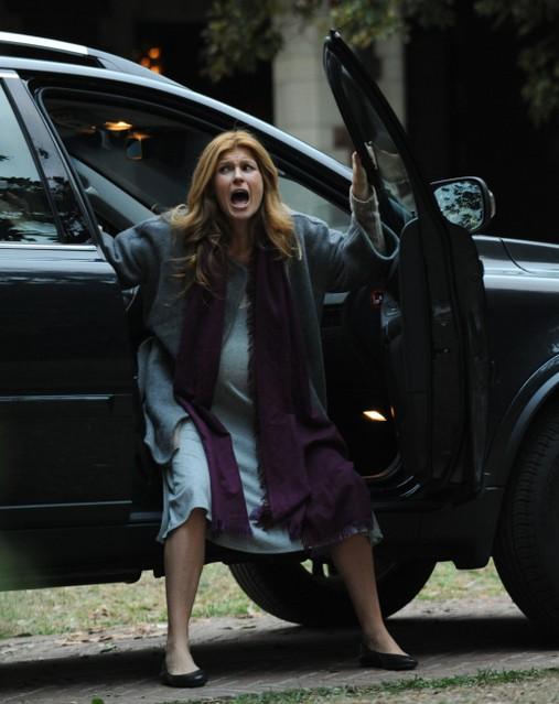 American Horror Story: Connie Britton in Birth, episodio 11 della prima stagione