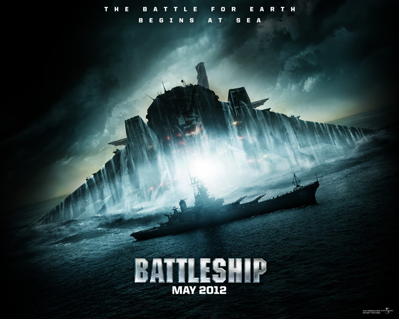Battleship: un wallpaper del film