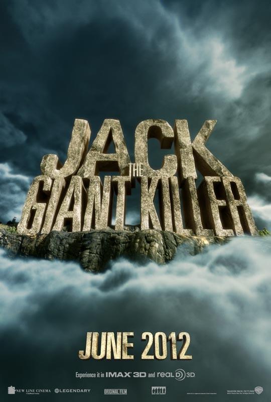 Jack the Giant Killer: teaser poster del film