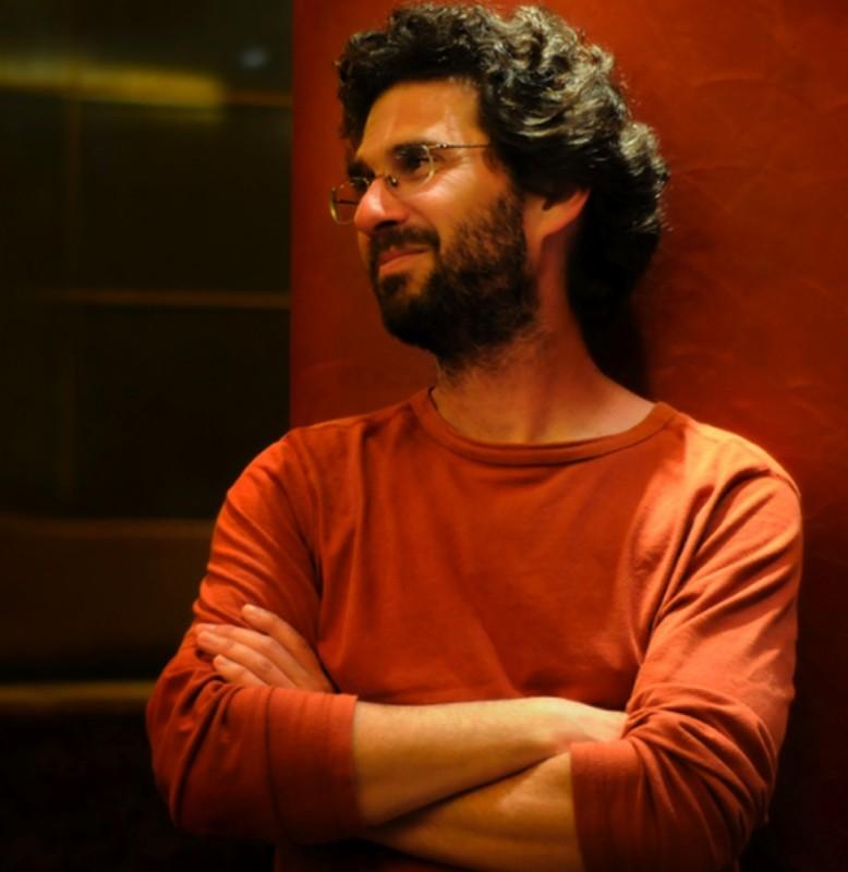 Joshua Marston sul set del suo film La faida