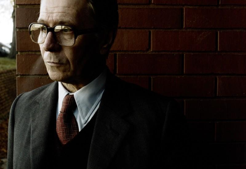 La talpa: Gary Oldman in una scena del film diretto da Tomas Alfredson
