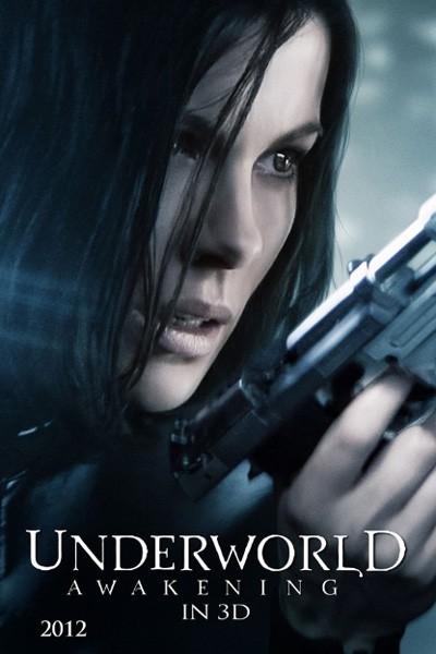 Underworld: il risveglio 3D: una locandina del film