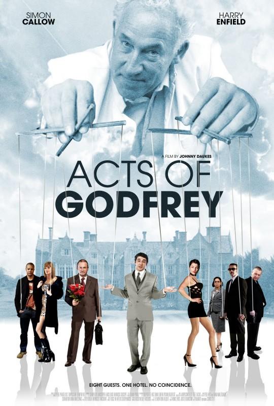 Acts of Godfrey: la locandina del film