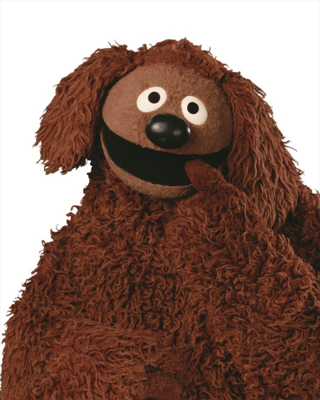 I Muppet: Rowlf the Dog in una divertente foto promozionale del film