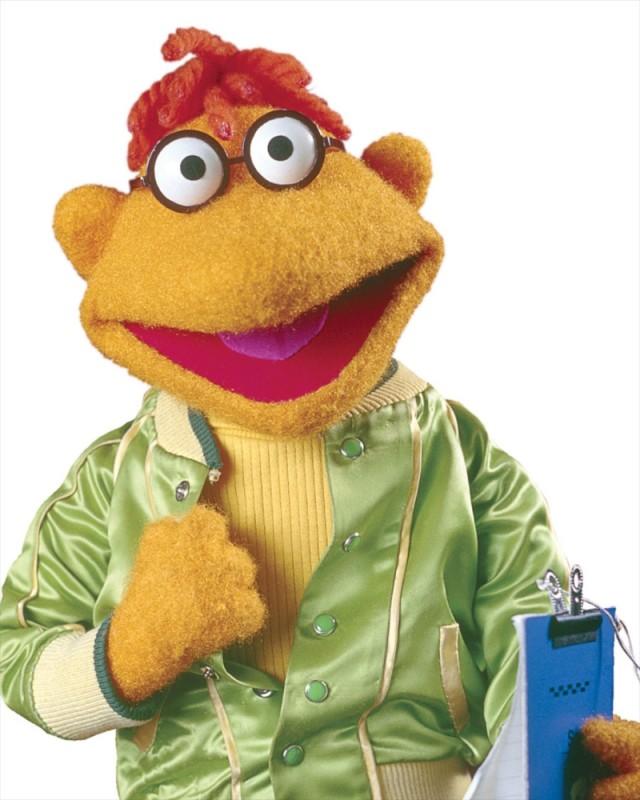 I Muppet: Scooter in una divertente foto promozionale del film