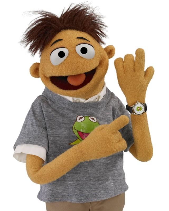 I Muppet: Walter in una foto promozionale del film