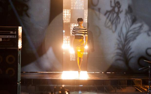 Arisa nella quinta puntata di X-Factor 5