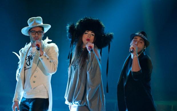 X-Factor 5: I Moderni cantano Fuck You nella quinta puntata