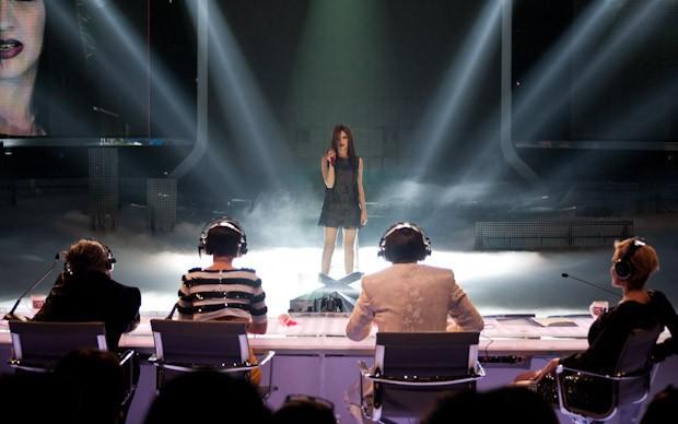 X-Factor 5: Jessica Mazzoli interpreta Sally nella quinta puntata