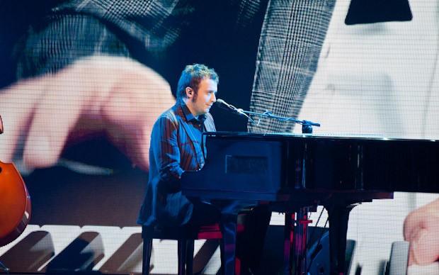 X Factor 5: Raphael Gualazzi ospite della quinta puntata