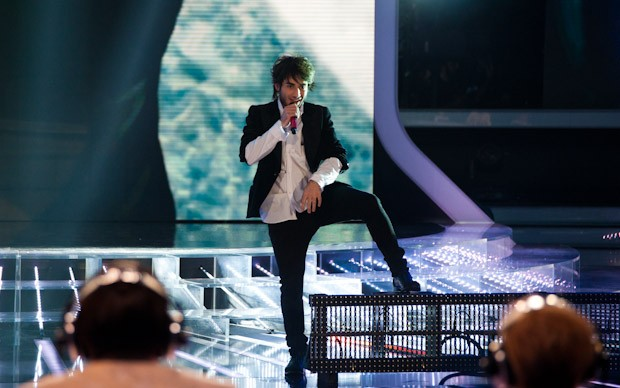 X-Factor 5: Valerio De Rosa canta Il bimbo sul leone nella quinta puntata