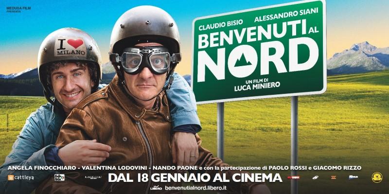 Benvenuti al Nord: uno dei poster del film