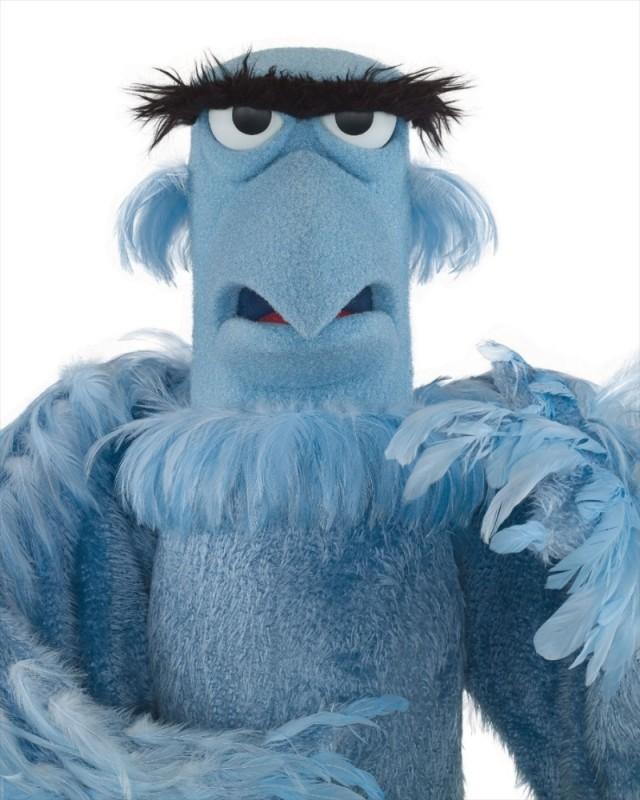 I Muppet: Sam in una foto promozionale del film