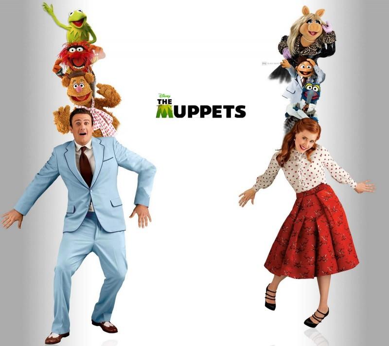 I Muppet: un bizzarro poster del film