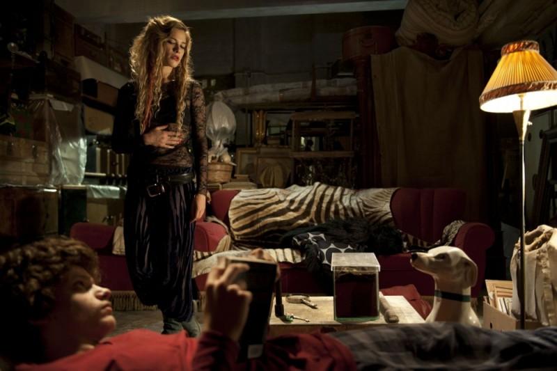 Io e te: Tea Falco insieme a Jacopo Olmo Antinori in una scena del film
